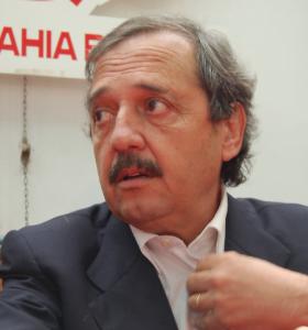 Ricardo Alfonsín constituye la mayor apuesta de la UCR en la Provincia