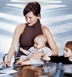 Las razones para ser madre después de los 30
