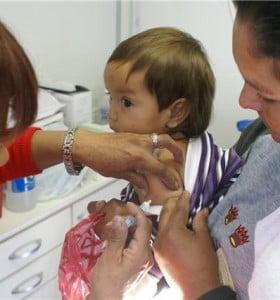 Nueva jornada de vacunación antigripal