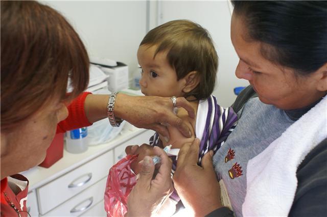 Provincia llamó a la población en riesgo a vacunarse contra la gripe