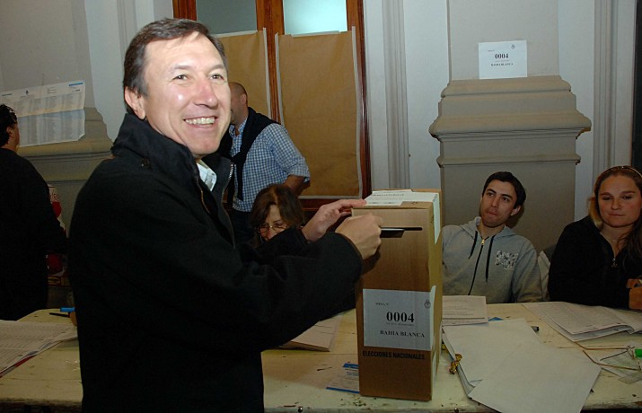 PASO a paso el voto de los políticos locales