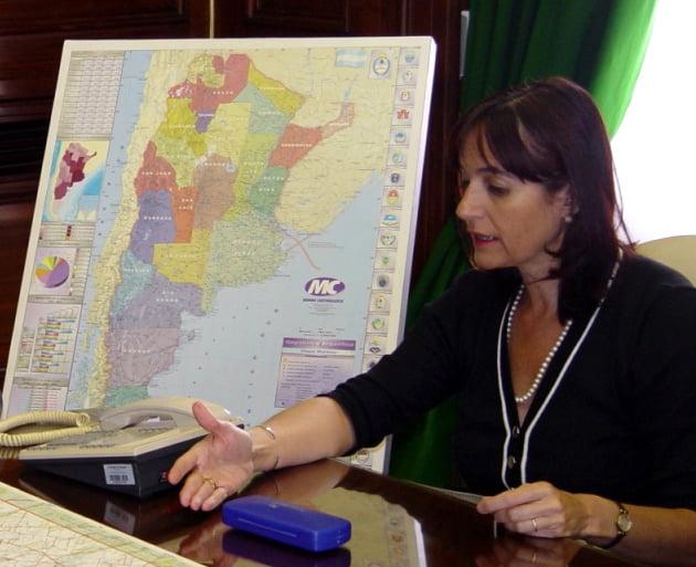 Virginia Linares quiere que las Obras Sociales contemplen el tratamiento de Fibromalgia