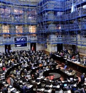 Un tercio de los diputados puede renovar sus bancas en octubre