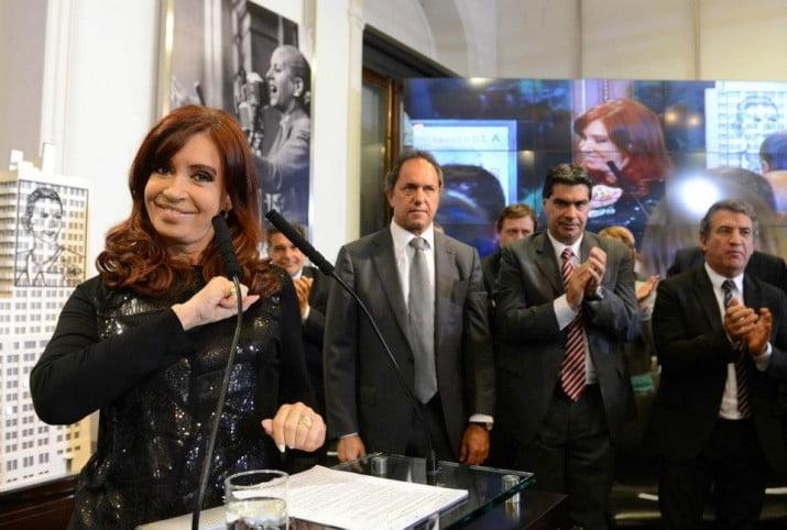 Quiénes son los posibles sucesores de CFK
