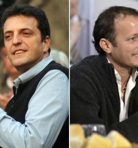 Dos intendentes al frente de la contienda electoral en la provincia de Buenos Aires