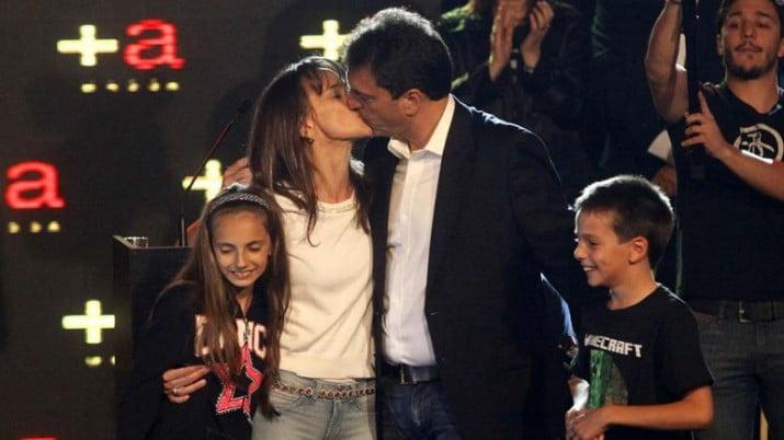 """Massa: """"La victoria nos obliga a cruzar la frontera y caminar la Argentina"""""""