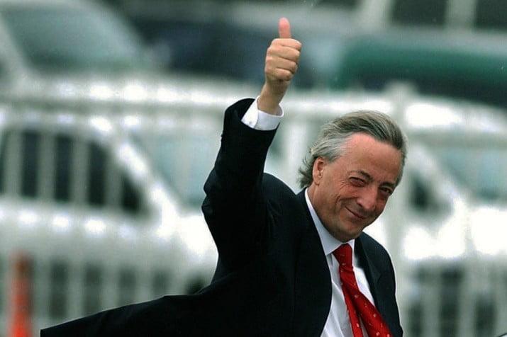 Se cumplen tres años del fallecimiento de Néstor Kirchner