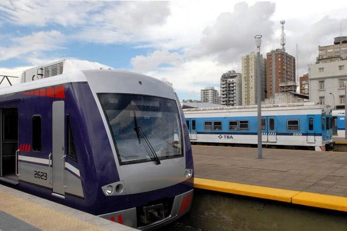 Oficializaron la estatización del ramal Sarmiento