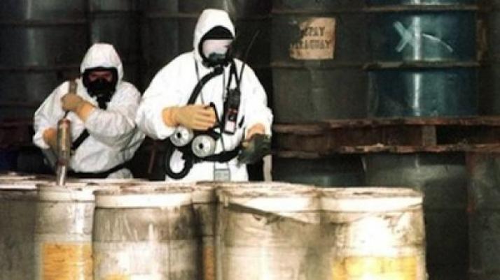 Estados Unidos destruirá armas químicas de Siria en el mar