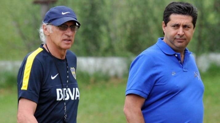 """""""Bianchi tiene contrato hasta diciembre de 2015 y lo vamos a respetar"""""""