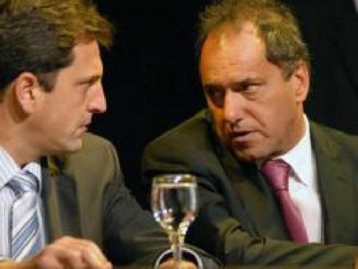 Scioli y Massa acordaron por el Presupuesto provincial