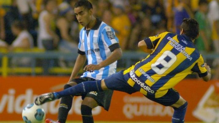 Sobre la hora, Racing logró un punto clave ante Rosario Central