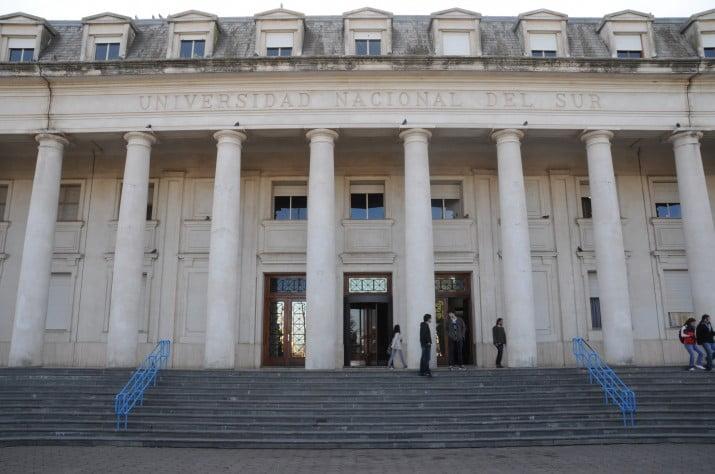 En 2014 la UNS abre la Licenciatura en Ciencias de la Educación