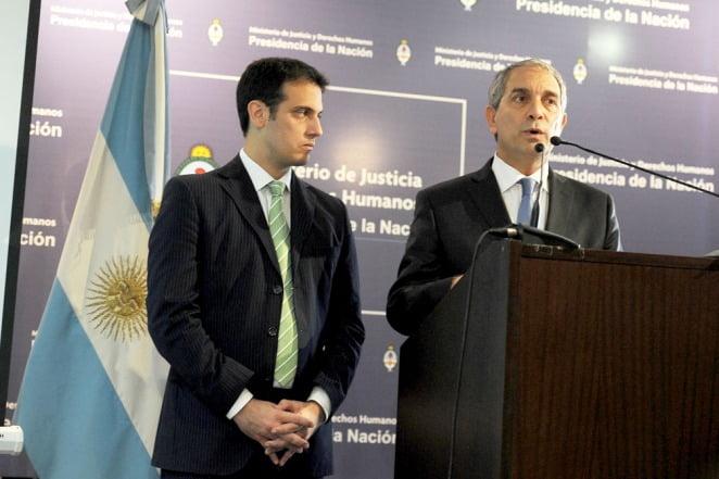 El Gobierno irá a la Justicia por los incitadores a saqueos