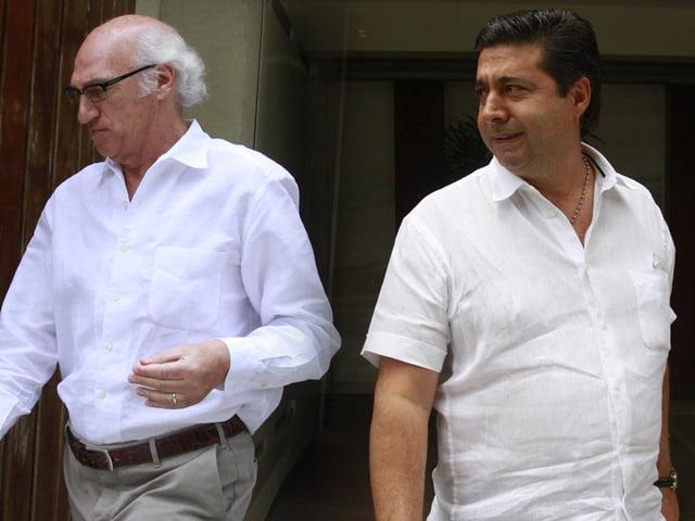 Reunión cumbre: Angelici y Bianchi diagraman el nuevo Boca para 2014