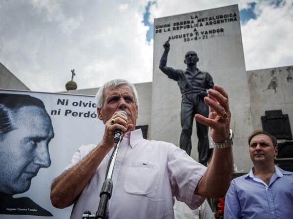 La CGT de Caló pide al Gobierno que exceptúe de Ganancias el aguinaldo