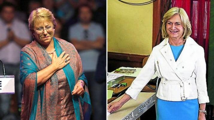 Cuenta regresiva en Chile: últimos spots de campaña de Bachelet y Matthei