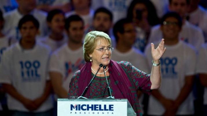 Elecciones en Chile: Bachelet y Matthei se disputan la presidencia en el ballottage