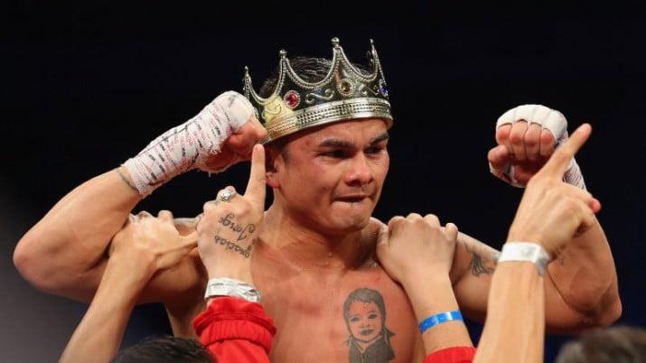 'El Chino' Maidana venció a Adrien Broner y se quedó con el título de la AMB