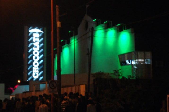 Violentos incidentes a la salida de un boliche de Fuerte Argentino