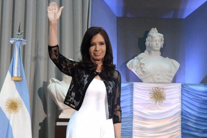 Cristina desestimó cualquier tipo de candidatura para las elecciones de 2015