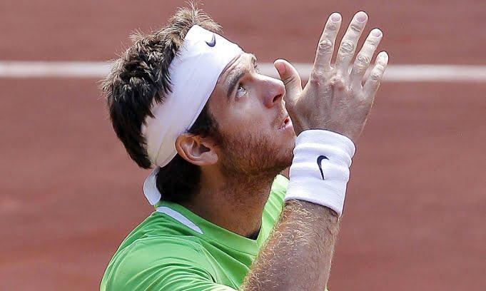 """Del Potro y un guiño por la Copa Davis: """"Después de Italia, lo pensaré"""""""