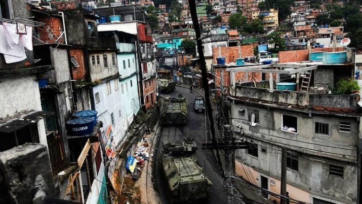 La favelas de Río de Janeiro alojará a los hinchas para el Mundial