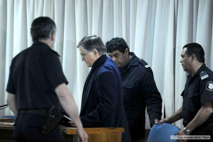 La Cámara Penal de Morón ratificó la prisión preventiva de Julio César Grassi