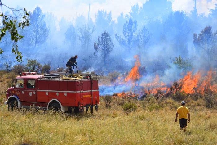 Incendio en Sierra de la Ventana: se quemaron 17 mil hectáreas