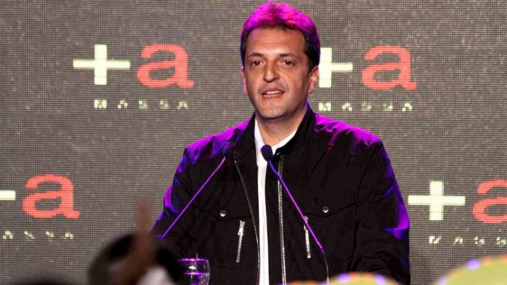 Massa confirma su aspiración presidencial: lanza una Mesa Nacional