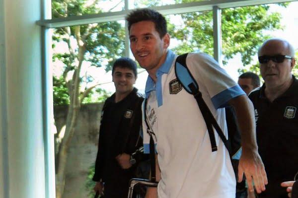 Argentina jugará en Rosario antes del Mundial