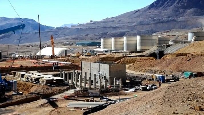 La minera Barrick despidió a 1.500 trabajadores del proyecto Pascua Lama en San Juan