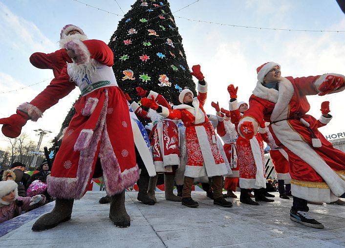 El mundo celebró la Navidad