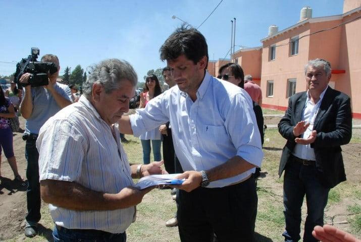 55 familias recibieron su vivienda propia