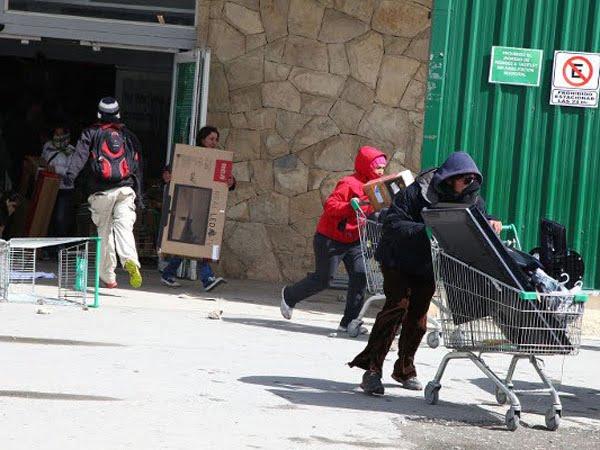 Unos 2 mil comercios afectados por saqueos