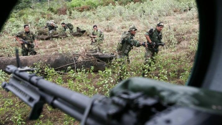 Humala anuncia la captura de hombre clave de Sendero Luminoso