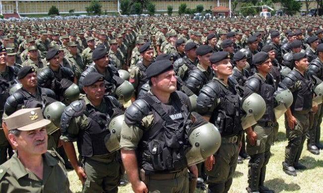 Cómo serán la subas de suplementos de las fuerzas de seguridad