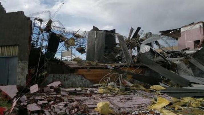 Confirman que son dos los muertos por el temporal en Buenos Aires