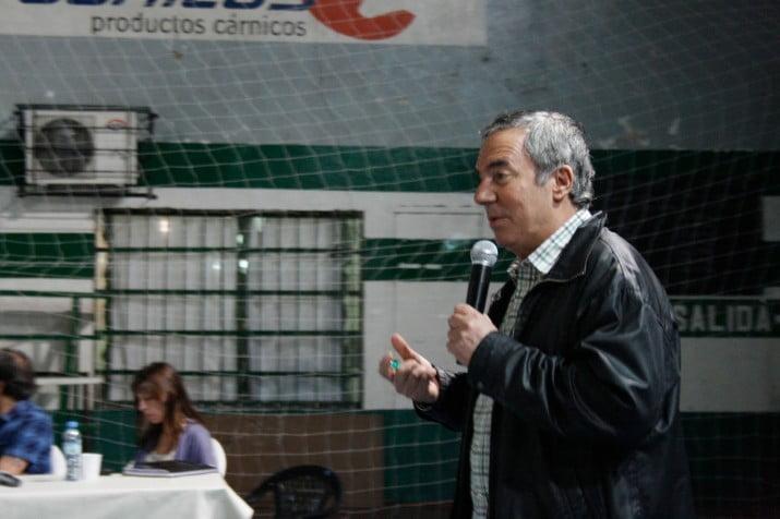 El médico de Néstor Kirchner apoya una candidatura a gobernador de Mariotto