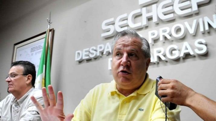 Renunció el titular del ENRE y asumió un ex funcionario del Chaco
