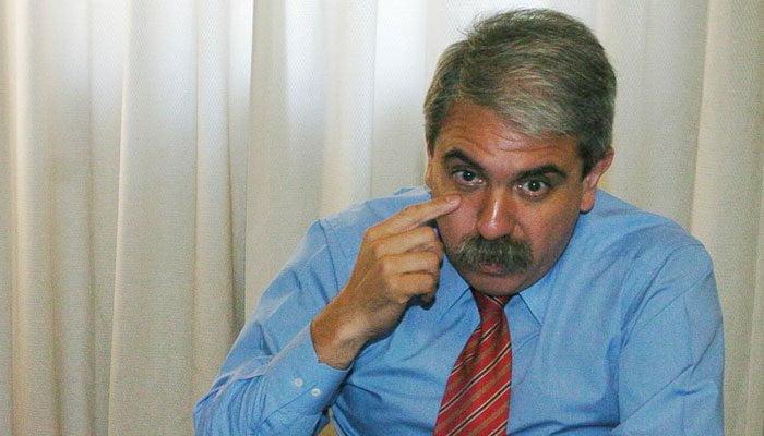 """""""No descarto ser candidato a presidente en 2015"""""""