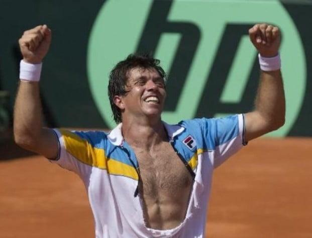 Copa Davis: Berlocq puso en ventaja a Argentina