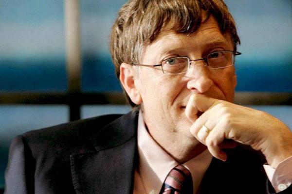 Para Bill Gates, la pobreza dejará de existir en 20 años