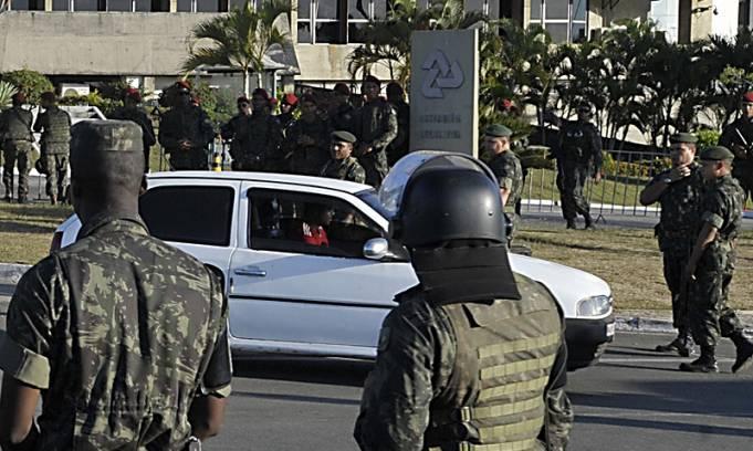 Brasil creará una brigada especial de 10 mil agentes para el Mundial