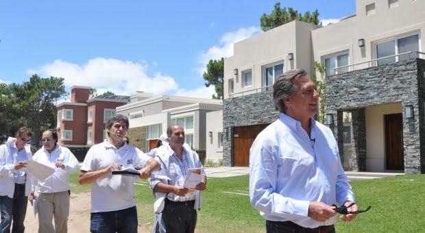ARBA detectó en Pinamar 100 casas de lujo declaradas como baldíos