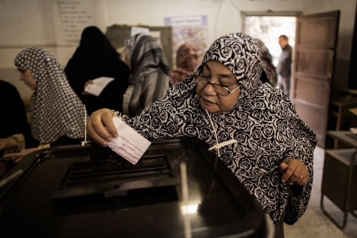 Egipto votará su nueva Constitución