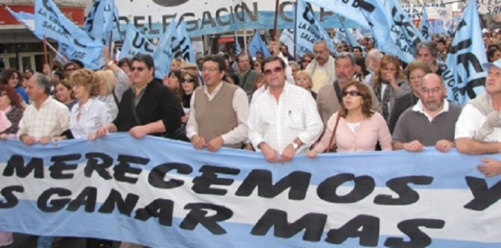 Estatales bonaerenses redefinen el planteo salarial por la devaluación