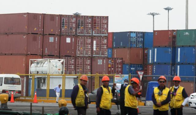 """Breitenstein: """"Necesitamos fortalecer nuestro comercio exterior"""""""