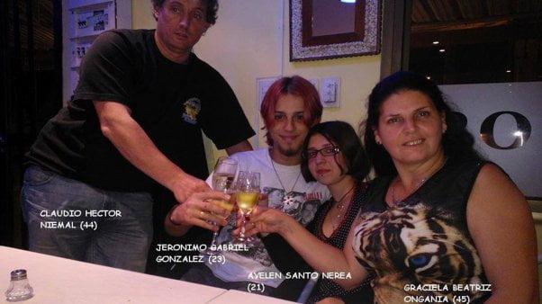 Apareció en Bahía la familia de Trelew perdida en Las Grutas