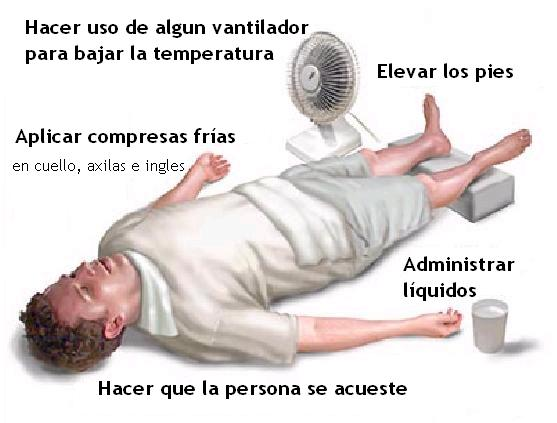 Golpes de calor: recomendaciones para prevenirlos